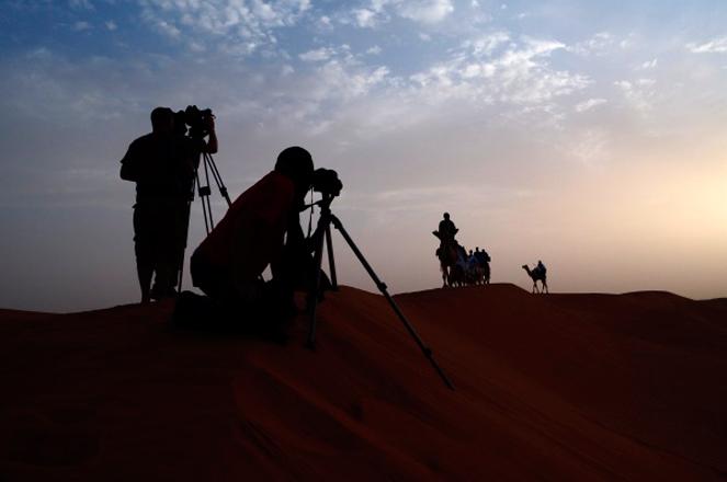 Bardem recuerda al mundo el drama saharaui