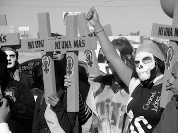 Poetas contra el feminicidio en Ciudad Juárez