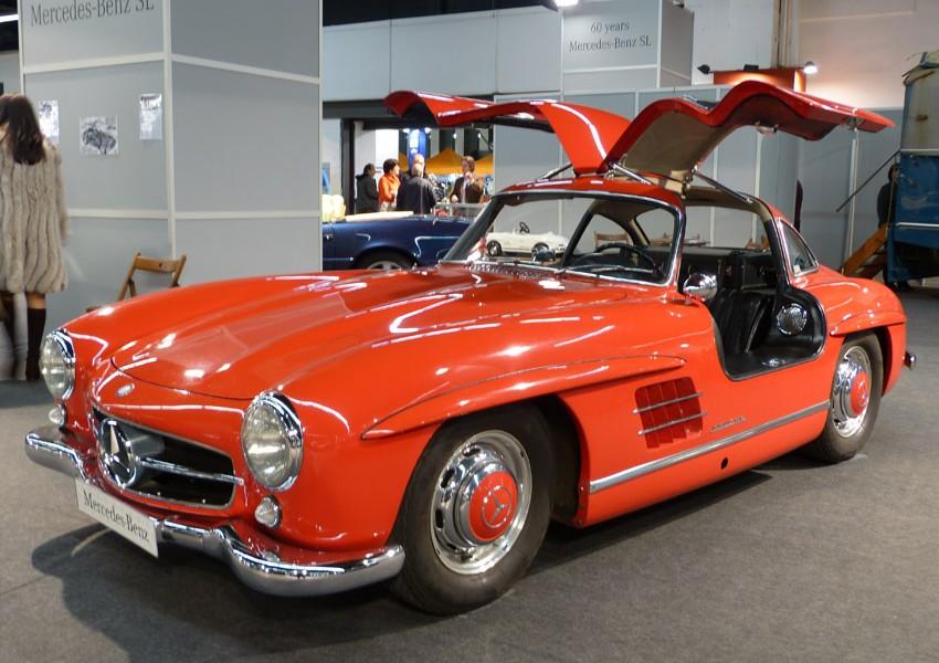 'Auto Retro 2012': cita con el motor clásico