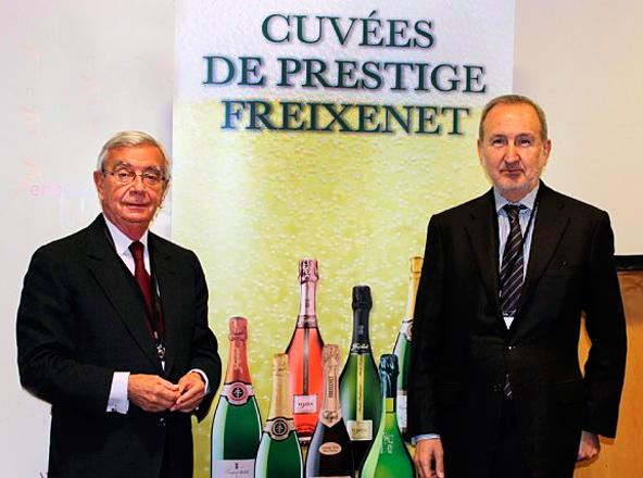 Freixenet presenta su colección de Cavas 'Cuvée de Prestige'