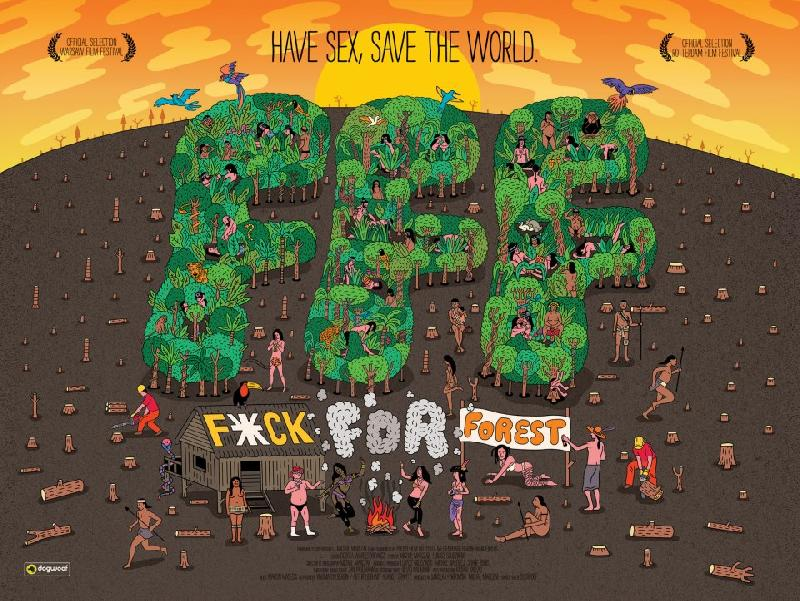 """Fuck For Forest"": Ecoerotismo para salvar el mundo"