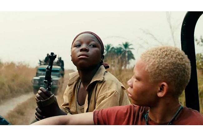 Rebelde (War Witch), film de Kim Nguyen que muestra el envilecimiento de la infancia, las niñas soldado