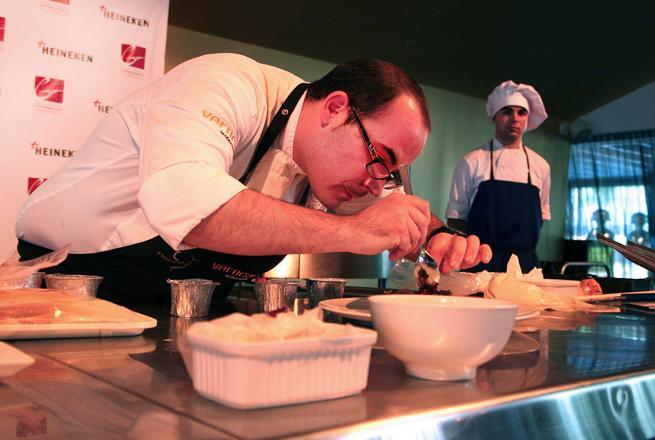 Grandes chefs impartirán talleres en el Aula de Cocina de Gastrónoma