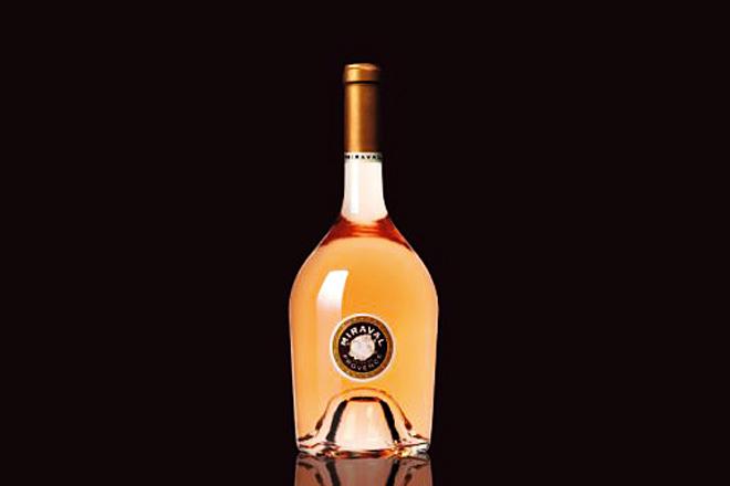 Château Miraval Rosé 2012, el vino provenzal de Angelina Jolie y Brad Pitt