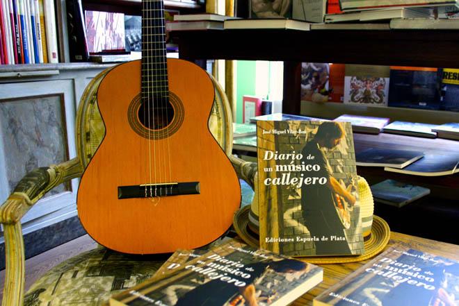 Diario de un músico callejero: el arte de tocar… la fibra