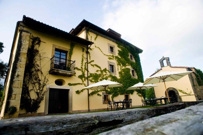 Otoño asturiano en el Hotel Palacio de Cutre
