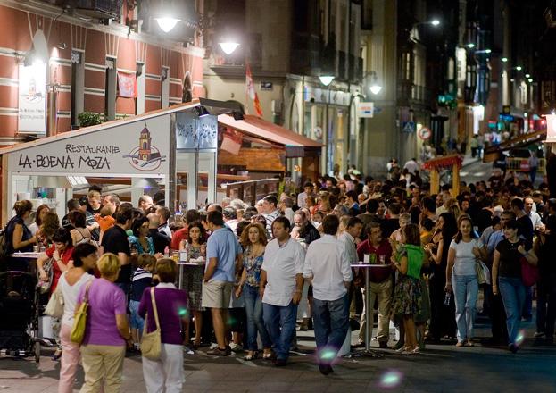 """La """"Feria de Día"""", el acontecimiento gastronómico que prolonga el verano más sabroso en Valladolid"""