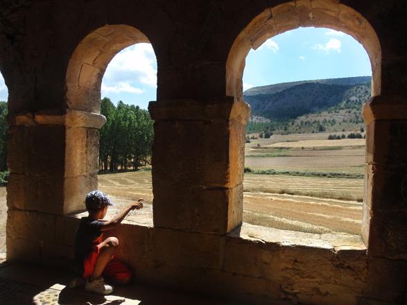 Burgos y el Arlanza (1/3): De relajadas correrías por el valle del Arlanza