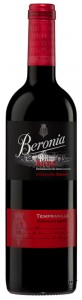 Beronia-Tempranillo-Elaboración-Especial