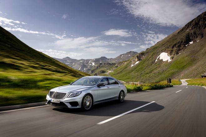 ¿Cómo es el nuevo S 63 AMG de Mercedes Benz?