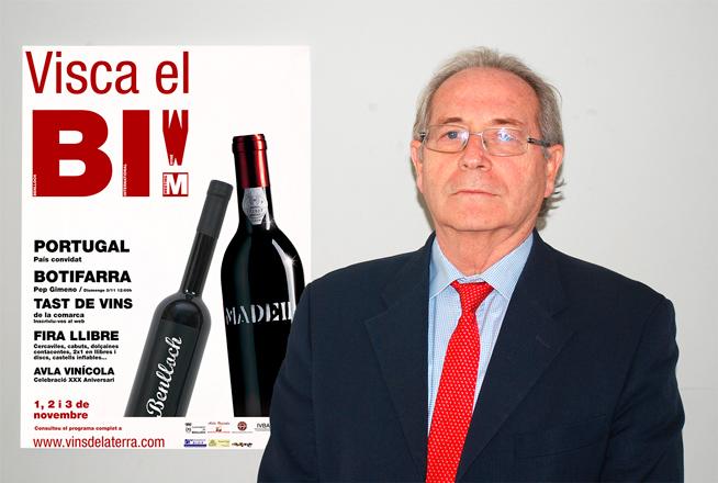 'Castellón siempre ha tenido viñedos estratégicos', entrevista a José Vicente Guillem