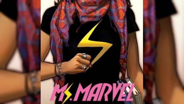 Kamala Khan, la nueva 'super heroína' musulmana de Marvel