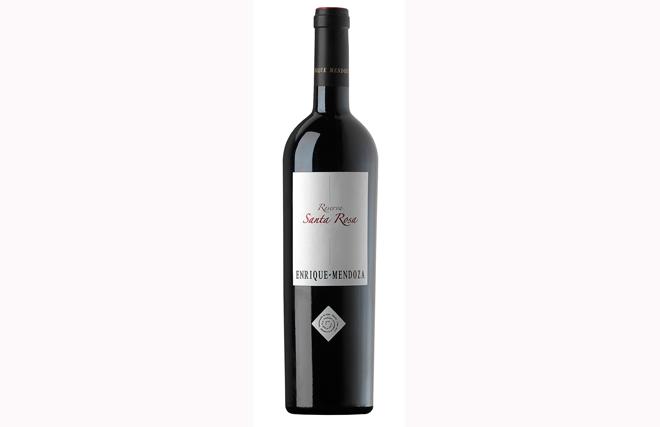 La reflexión de un gran vino. Reserva Santa Rosa, Bodegas Enrique Mendoza