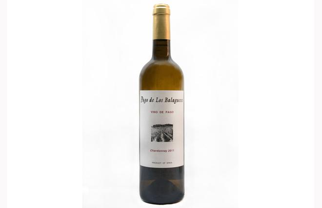 'Vino de Pago' blanco valenciano. Pago de los Balagueses Chardonnay, Vegalfaro