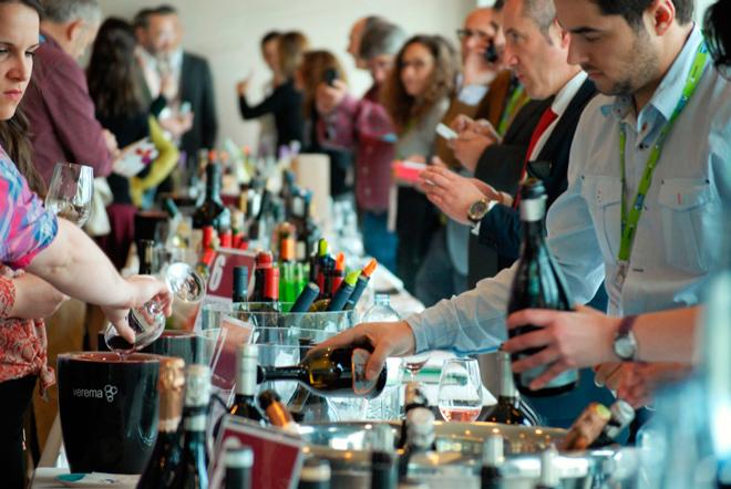 La gran cita de los enamorados del vino ha sido en la Experiencia Verema 2014