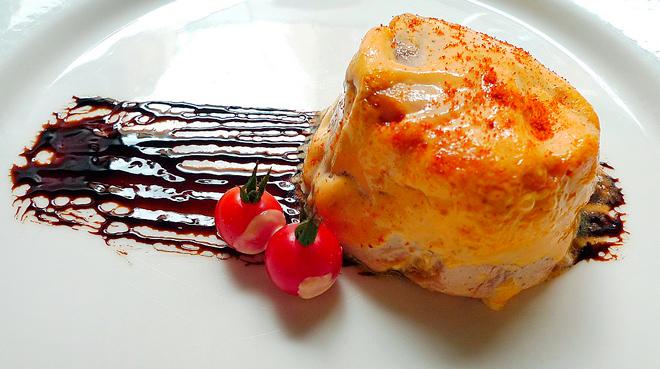 Restaurante La Hoja 21. Cocina moderna en el casco antiguo de Salamanca