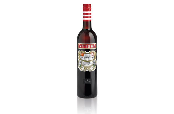 Vermouth Rojo Vittore, bodegas Valsangiacomo. Aperitivo, refresco y trago fuerte