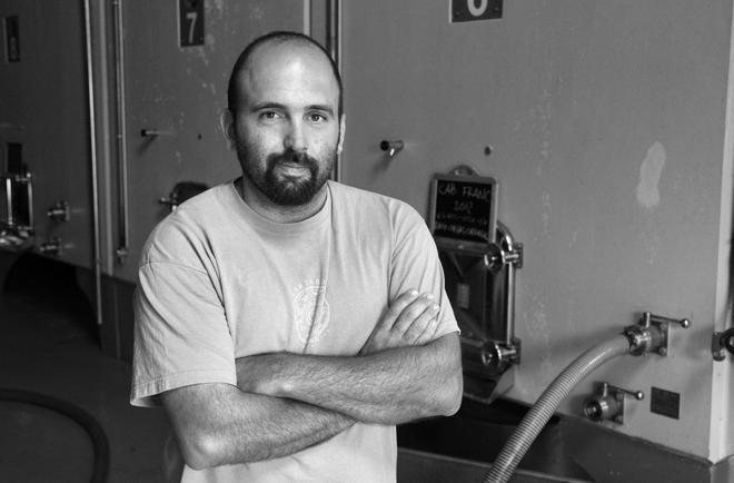 Chesco Peidró, director técnico de la bodega