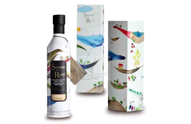 Señoríos de Relleu, Aceite de Oliva Extra Virgen, AOEV, GlobalStylus.com