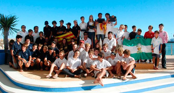 Campeonato Infantil de Vela 2014