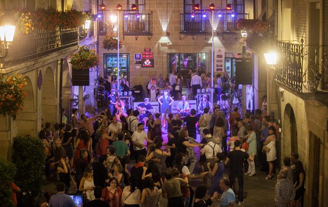 El festival 'Música Entre Viñedos' inicia el verano de Rioja Alavesa
