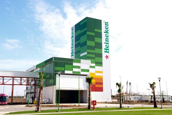 Heineken España reduce su consumo de agua y sus emisiones de CO2