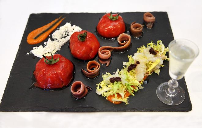 La sorpresa de un 'Parecido Razonable'. Restaurante Daluán,  Morella