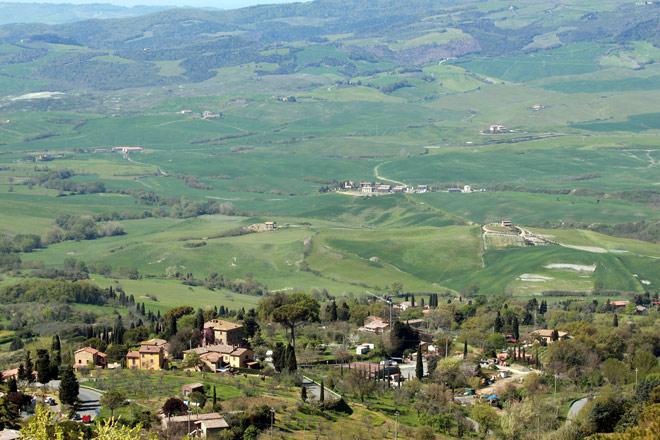 La infinita Toscana invisible