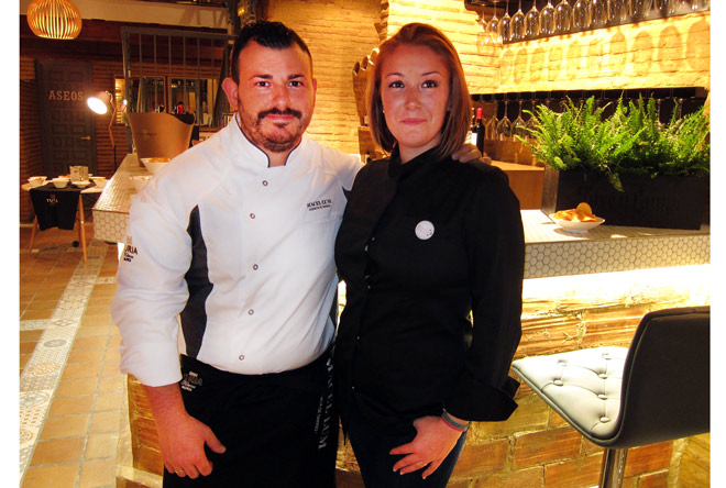 Alejandro Platero abre las puertas de 'Macel.lum Restaurant' en Valencia