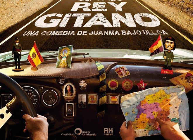 La Rioja Alavesa es el escenario de 'Rey Gitano', la nueva película de Juanma Bajo Ulloa