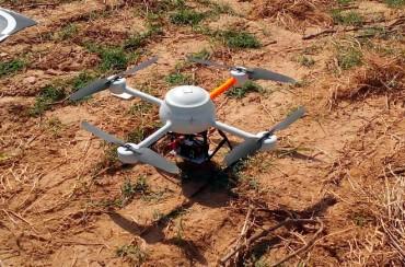 Los drones sobrevuelan la vendimia de Viñas del Vero
