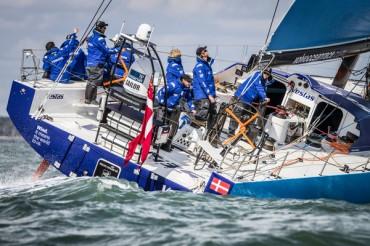 Alicante, todo apunto para la primera regata de la Volvo Ocean Race