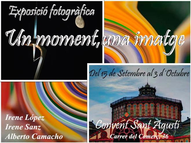 Un moment, Una imatge - Irene López - globalstylus.com