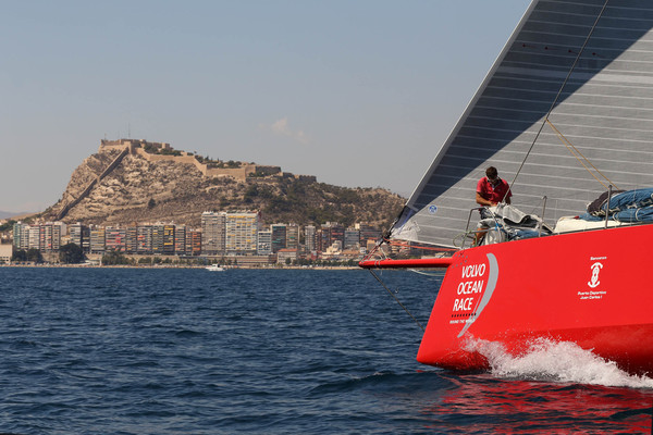 Team España equivocó la estrategia - Foto Javier Escandell - Volvo