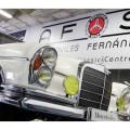 Los clásicos Mercedes-Benz ya tienen taller especializado en Barcelona