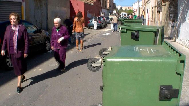 'Abril al Cabanyal, crònica d'una resistència', la dignidad vecinal de un antiguo barrio de pescadores. Sergi Tarín.
