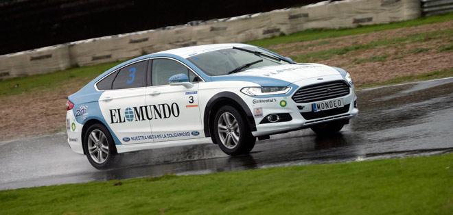Lluvia, emoción y solidaridad en las 24 Horas Ford del Jarama, nuevo Ford Mondeo, www.globalstylus.com www.styluscars.com