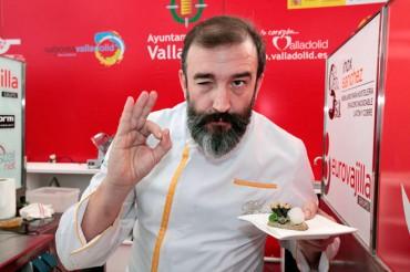 'Trampantojo de percebes y foie', tapa campeona del X Concurso Nacional de Pinchos y Tapas Ciudad de Valladolid