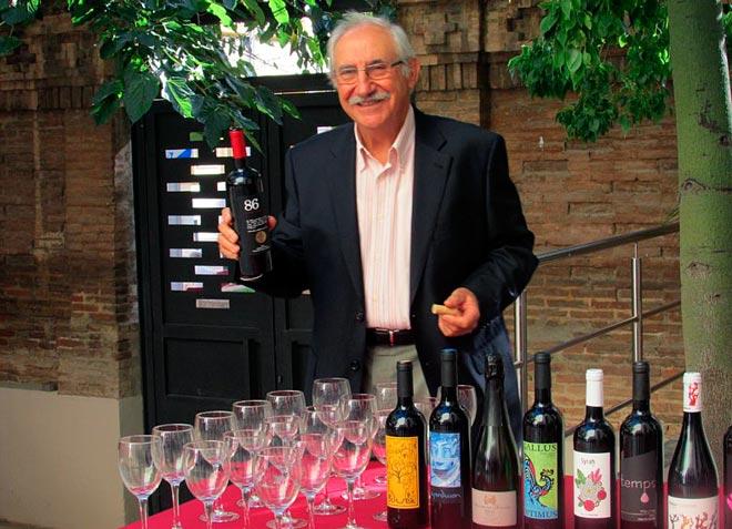 'Hay que mantener la coherencia para conseguir buenos vinos'. Entrevista con Ismael Sanjuan, presidente de la IGP Castellón
