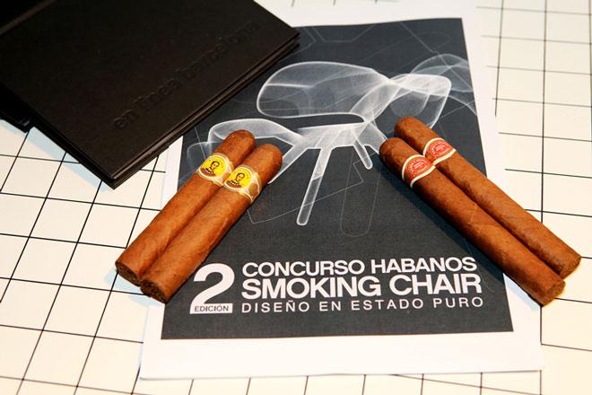 Smoking Chair, el mejor asiento para el fumador de habanos. Barcelona – Madrid, www.globalstylus.com www.stylusgastro.com