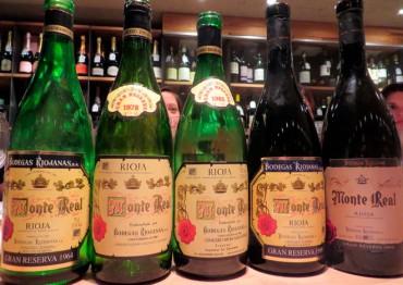 Monte Real Gran Reserva 1978 recibe la más alta distinción 'Rioja Master' en Reino Unido