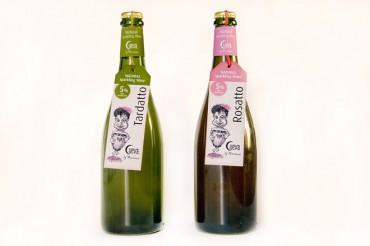 Explosión frutal baja en alcohol. Rosatto by Mariano, Natural Sparkling Wine, Bodegas Cueva