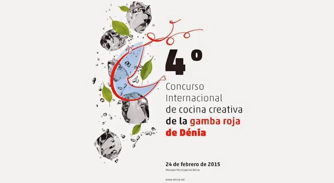 La gamba roja de Dénia se prepara para su Concurso Internacional de Cocina Creativa, StylusGastro, www.globalstylus.com