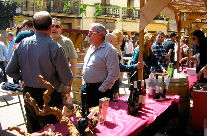 La Mostra de Vins i Productes de la Terra de Benlloch, Castellón, estrenará su canción oficial