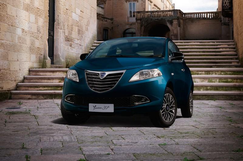 "Lancia estrena la serie especial Ypsilon ""30th Anniversary"""