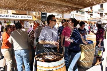 La 'Mostra de Vins i Productes de la Terra' reivindica el valor de la economía rural en Benlloch