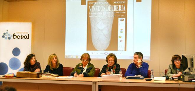 Territorio Bobal, congreso Viñedos de Iberia, www.globalstylus.com