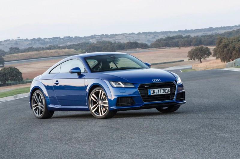 Completo equipamiento con precio competitivo en la edición especial del Audi TT S line edition