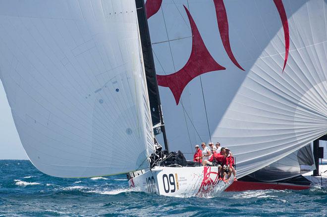 La 52 Super Series inicia su cuarta edición en aguas de Valencia