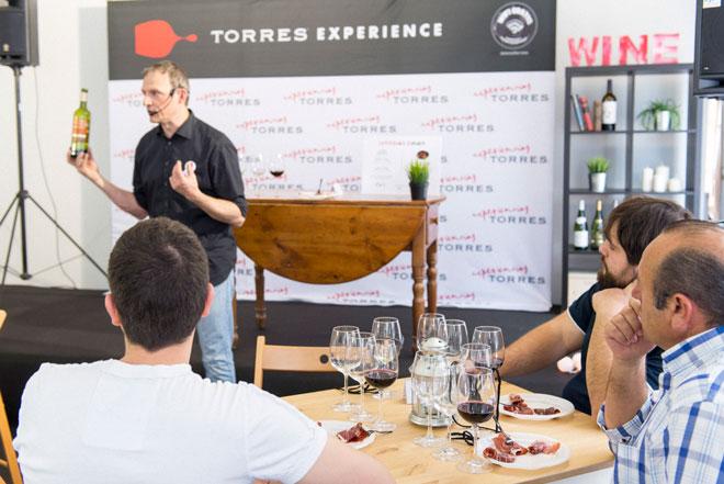 Valencia Torres Experience, la gran cita vinícola este fin de semana en el Mercado Colón, www.globalstylus.com, www.stylusvinum.com,